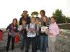 Alunni della \'\'Lionello Stock\'\'di Trieste,in visita alla nostra scuola